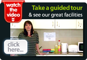 click here for our hostel accommodation video presentation